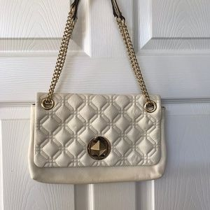 Kate Spade Shoulder Bag - Quilted Pebbled Leather